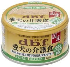 デビフ 愛犬の介護食 ささみ&すりおろし野菜 85g×3缶