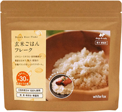 ホワイトフォックス プレミックス 玄米ごはんレーク