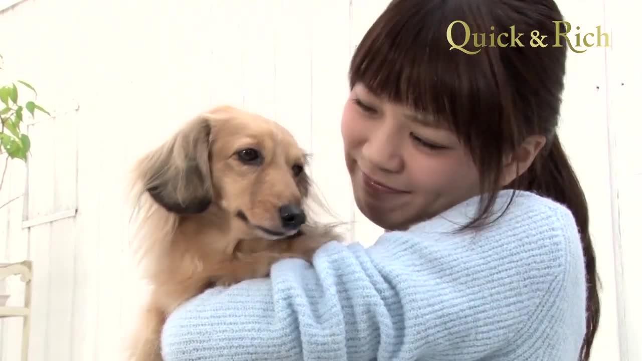 ライオン Quick&Rich トリートメントインシャンプー 愛猫用 ノンフレグランス 200ml動画1